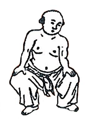 Privatpraxis Dr. med. Julia Kleinhenz: Qigong-Übung