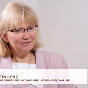 Screenshot von Dr. med. Julia Kleinhenz im Experteninterview